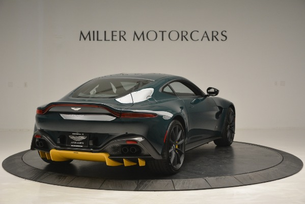 Used 2019 Aston Martin Vantage Coupe for sale Sold at Alfa Romeo of Westport in Westport CT 06880 7