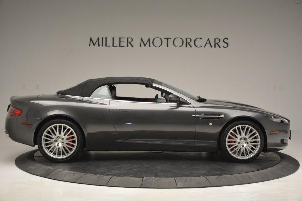 Used 2009 Aston Martin DB9 Convertible for sale Sold at Alfa Romeo of Westport in Westport CT 06880 13