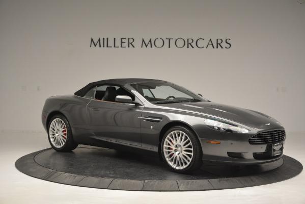 Used 2009 Aston Martin DB9 Convertible for sale Sold at Alfa Romeo of Westport in Westport CT 06880 14