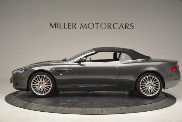 Used 2009 Aston Martin DB9 Convertible for sale Sold at Alfa Romeo of Westport in Westport CT 06880 19