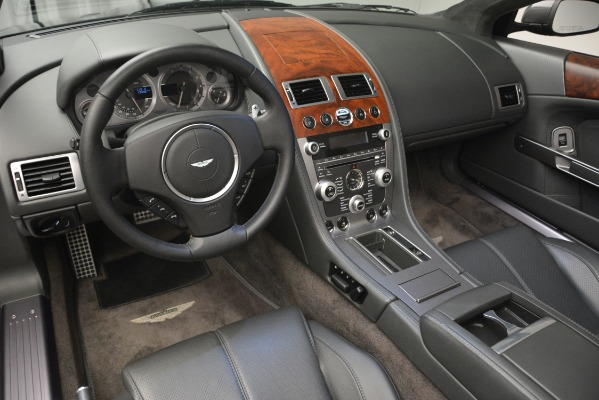 Used 2009 Aston Martin DB9 Convertible for sale Sold at Alfa Romeo of Westport in Westport CT 06880 21