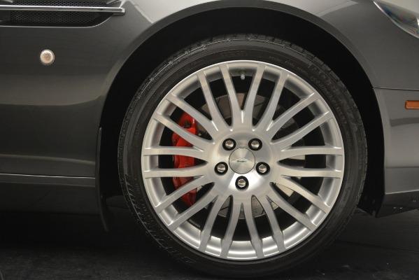 Used 2009 Aston Martin DB9 Convertible for sale Sold at Alfa Romeo of Westport in Westport CT 06880 28