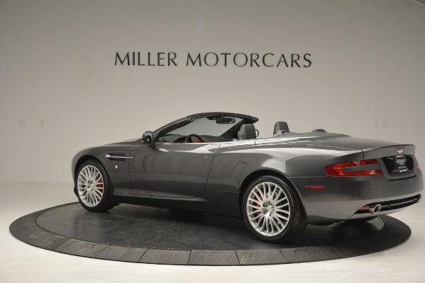 Used 2009 Aston Martin DB9 Convertible for sale Sold at Alfa Romeo of Westport in Westport CT 06880 4