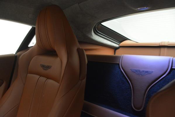 Used 2019 Aston Martin Vantage for sale Sold at Alfa Romeo of Westport in Westport CT 06880 16