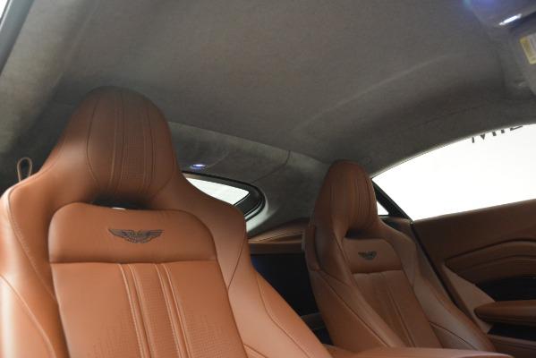 Used 2019 Aston Martin Vantage for sale Sold at Alfa Romeo of Westport in Westport CT 06880 17