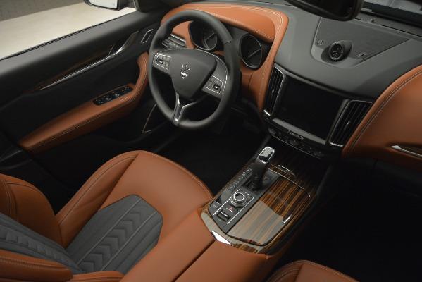 New 2019 Maserati Levante Q4 GranLusso for sale Sold at Alfa Romeo of Westport in Westport CT 06880 17