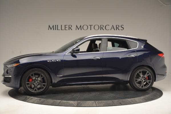 New 2019 Maserati Levante Q4 GranLusso for sale Sold at Alfa Romeo of Westport in Westport CT 06880 3