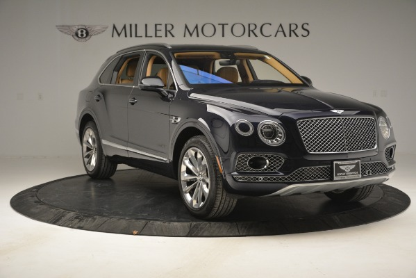 Used 2017 Bentley Bentayga W12 for sale Sold at Alfa Romeo of Westport in Westport CT 06880 11