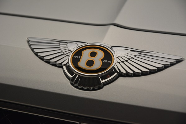New 2019 Bentley Bentayga V8 for sale Sold at Alfa Romeo of Westport in Westport CT 06880 13