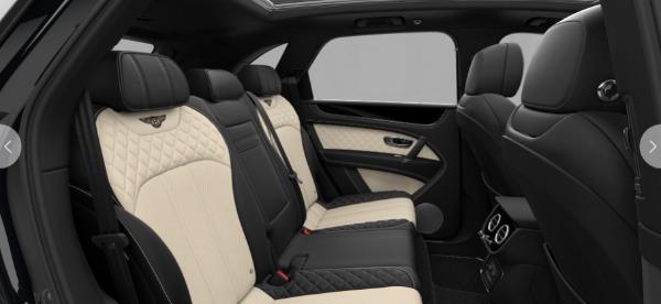 New 2019 Bentley Bentayga V8 for sale Sold at Alfa Romeo of Westport in Westport CT 06880 8