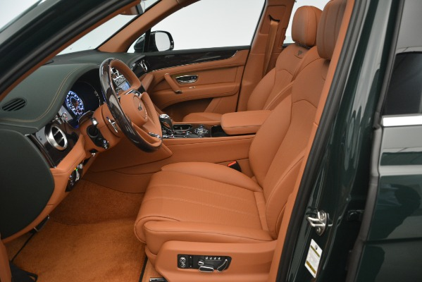 New 2019 Bentley Bentayga V8 for sale Sold at Alfa Romeo of Westport in Westport CT 06880 16