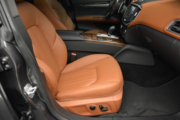 Used 2015 Maserati Ghibli S Q4 for sale Sold at Alfa Romeo of Westport in Westport CT 06880 15
