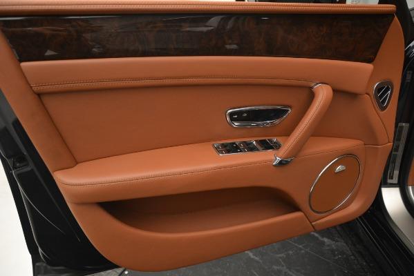 Used 2016 Bentley Flying Spur W12 for sale Sold at Alfa Romeo of Westport in Westport CT 06880 18