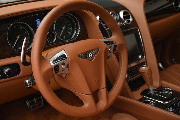 Used 2016 Bentley Flying Spur W12 for sale Sold at Alfa Romeo of Westport in Westport CT 06880 20