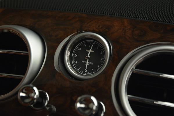 Used 2016 Bentley Flying Spur W12 for sale Sold at Alfa Romeo of Westport in Westport CT 06880 22