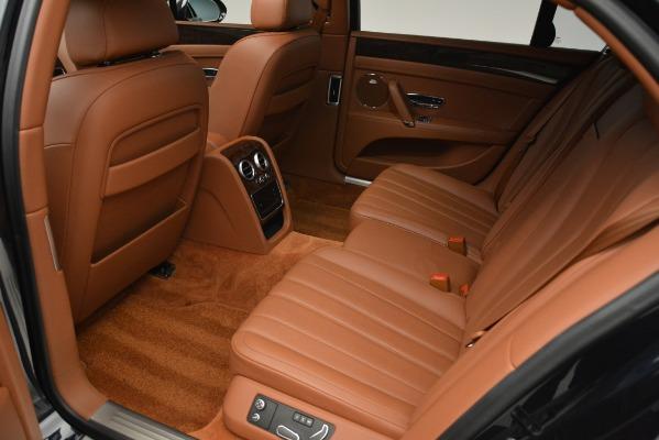 Used 2016 Bentley Flying Spur W12 for sale Sold at Alfa Romeo of Westport in Westport CT 06880 23
