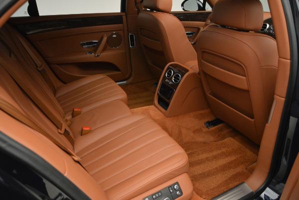 Used 2016 Bentley Flying Spur W12 for sale Sold at Alfa Romeo of Westport in Westport CT 06880 25