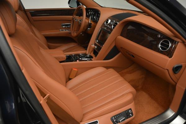 Used 2016 Bentley Flying Spur W12 for sale Sold at Alfa Romeo of Westport in Westport CT 06880 27