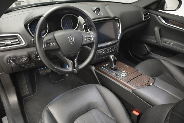 Used 2018 Maserati Ghibli S Q4 for sale Sold at Alfa Romeo of Westport in Westport CT 06880 18