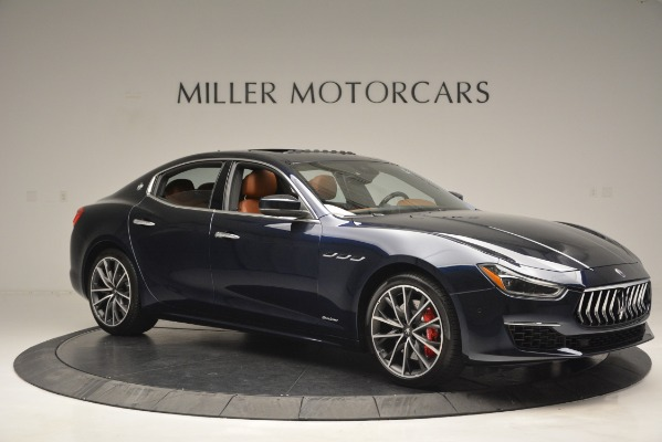 New 2019 Maserati Ghibli S Q4 GranSport for sale Sold at Alfa Romeo of Westport in Westport CT 06880 15