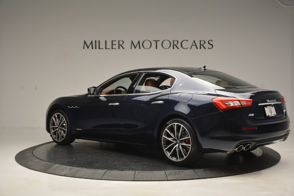 New 2019 Maserati Ghibli S Q4 GranSport for sale Sold at Alfa Romeo of Westport in Westport CT 06880 6