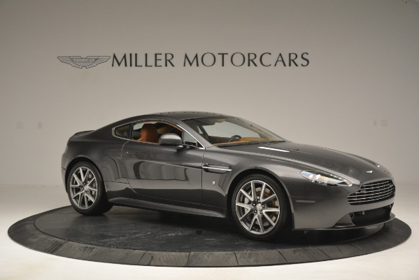 Used 2012 Aston Martin V8 Vantage S Coupe for sale Sold at Alfa Romeo of Westport in Westport CT 06880 10