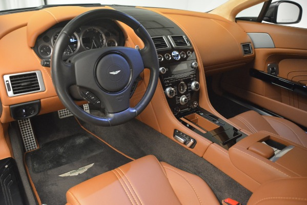 Used 2012 Aston Martin V8 Vantage S Coupe for sale Sold at Alfa Romeo of Westport in Westport CT 06880 14