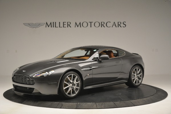 Used 2012 Aston Martin V8 Vantage S Coupe for sale Sold at Alfa Romeo of Westport in Westport CT 06880 2