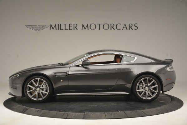Used 2012 Aston Martin V8 Vantage S Coupe for sale Sold at Alfa Romeo of Westport in Westport CT 06880 3