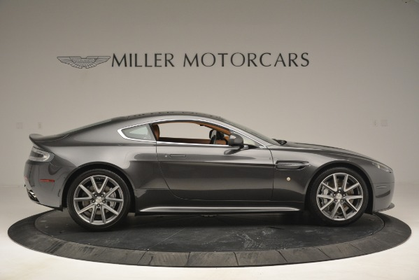 Used 2012 Aston Martin V8 Vantage S Coupe for sale Sold at Alfa Romeo of Westport in Westport CT 06880 9