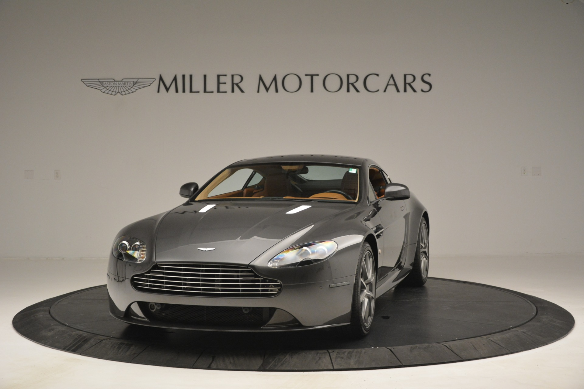 Used 2012 Aston Martin V8 Vantage S Coupe for sale Sold at Alfa Romeo of Westport in Westport CT 06880 1