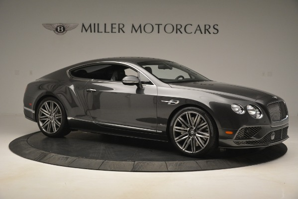 Used 2016 Bentley Continental GT Speed for sale Sold at Alfa Romeo of Westport in Westport CT 06880 10