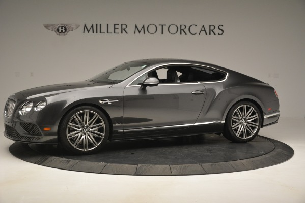 Used 2016 Bentley Continental GT Speed for sale Sold at Alfa Romeo of Westport in Westport CT 06880 2