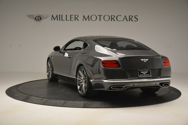 Used 2016 Bentley Continental GT Speed for sale Sold at Alfa Romeo of Westport in Westport CT 06880 5