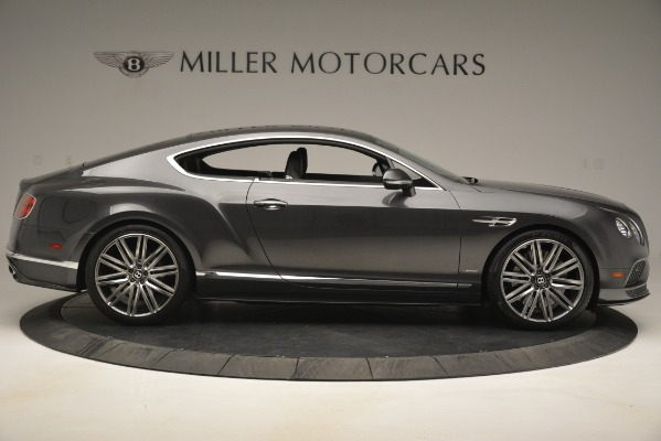 Used 2016 Bentley Continental GT Speed for sale Sold at Alfa Romeo of Westport in Westport CT 06880 9