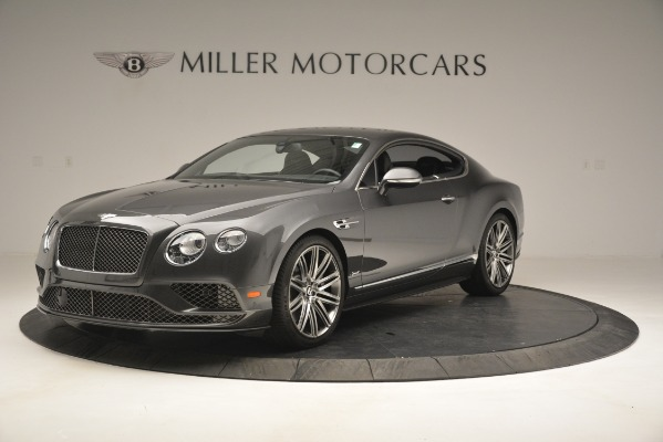 Used 2016 Bentley Continental GT Speed for sale Sold at Alfa Romeo of Westport in Westport CT 06880 1