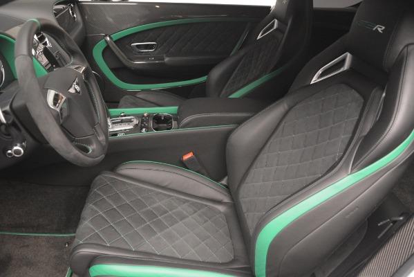 Used 2015 Bentley Continental GT GT3-R for sale Sold at Alfa Romeo of Westport in Westport CT 06880 21