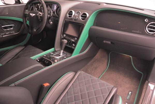 Used 2015 Bentley Continental GT GT3-R for sale Sold at Alfa Romeo of Westport in Westport CT 06880 26