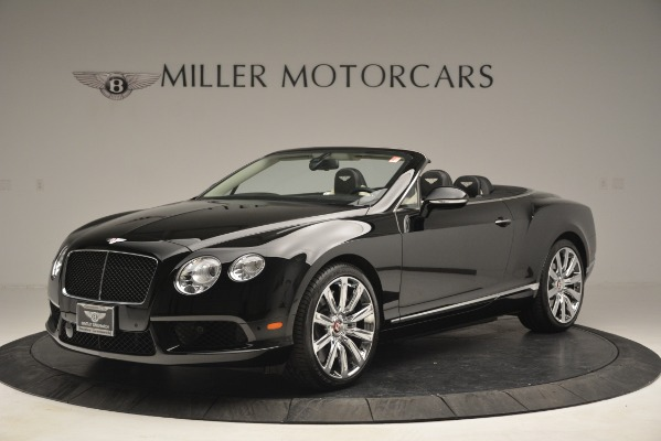 Used 2014 Bentley Continental GT V8 for sale Sold at Alfa Romeo of Westport in Westport CT 06880 2