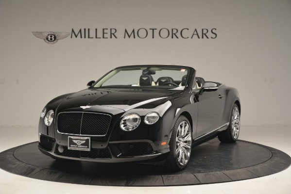 Used 2014 Bentley Continental GT V8 for sale Sold at Alfa Romeo of Westport in Westport CT 06880 1