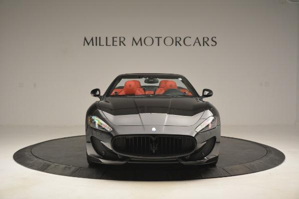 Used 2015 Maserati GranTurismo Sport for sale Sold at Alfa Romeo of Westport in Westport CT 06880 12