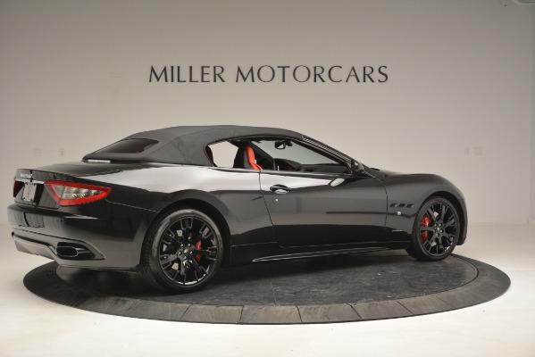 Used 2015 Maserati GranTurismo Sport for sale Sold at Alfa Romeo of Westport in Westport CT 06880 20