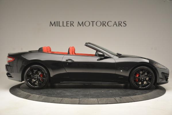 Used 2015 Maserati GranTurismo Sport for sale Sold at Alfa Romeo of Westport in Westport CT 06880 9