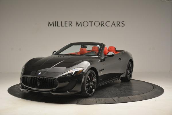 Used 2015 Maserati GranTurismo Sport for sale Sold at Alfa Romeo of Westport in Westport CT 06880 1