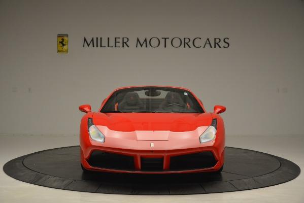 Used 2017 Ferrari 488 Spider for sale Sold at Alfa Romeo of Westport in Westport CT 06880 12