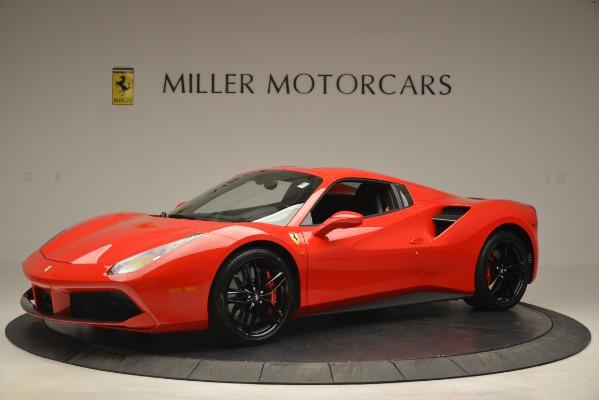 Used 2017 Ferrari 488 Spider for sale Sold at Alfa Romeo of Westport in Westport CT 06880 14