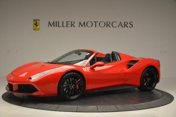Used 2017 Ferrari 488 Spider for sale Sold at Alfa Romeo of Westport in Westport CT 06880 2