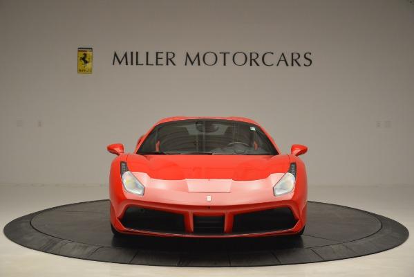 Used 2017 Ferrari 488 Spider for sale Sold at Alfa Romeo of Westport in Westport CT 06880 24