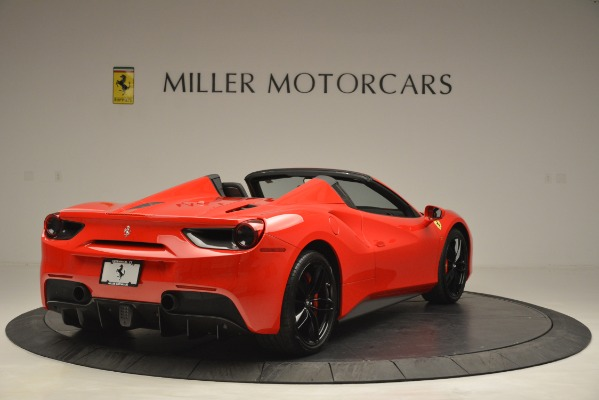 Used 2017 Ferrari 488 Spider for sale Sold at Alfa Romeo of Westport in Westport CT 06880 7