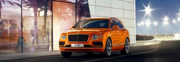 New 2020 Bentley Bentayga Speed for sale Sold at Alfa Romeo of Westport in Westport CT 06880 2